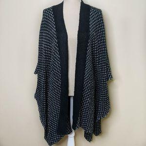 Mossimo Chunk Knit Open Shrug Sweater L/XL